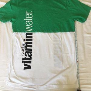 Vitamin water staff shirt